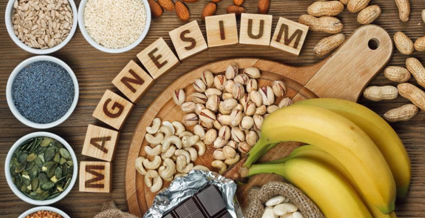 4 motivi per perdere peso con il Magnesio